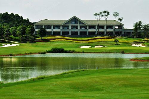 广佛新世界高尔夫会所