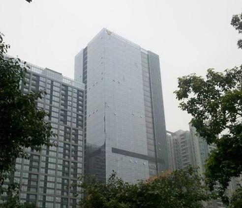 越秀世纪财富广场